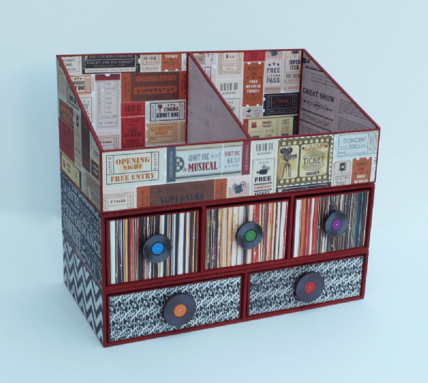 Stamp Storage Unit - Mix 'N' Match